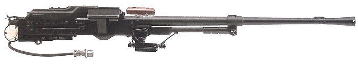 Танковый модернизированный пулемет Калашникова ПКТМ  (PKTM)
