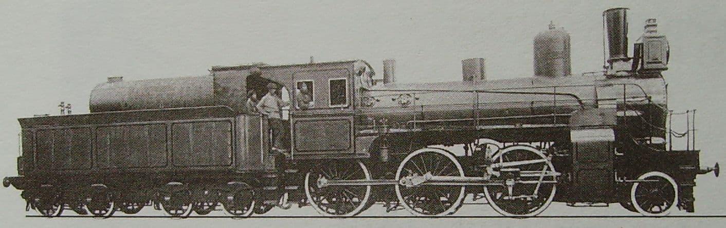 Такие паровозы выпускал Воткинский завод.