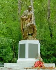 Памятник воинам, умершим от ран в госпиталях г. Глазова