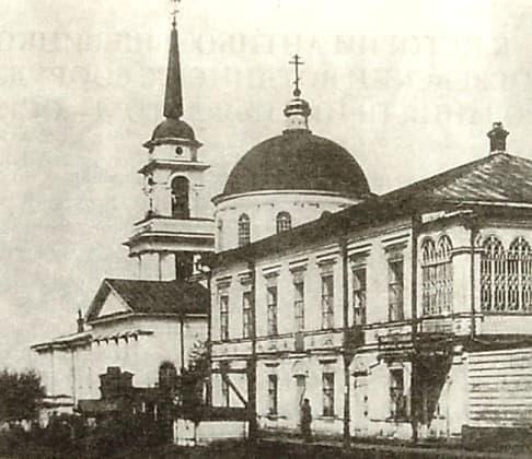 Благовещенский собор. Город Воткинск.