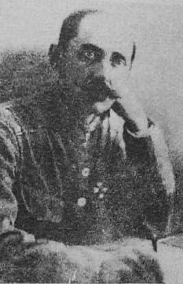 Генерал-майор Молчанов Викторин Михайлович