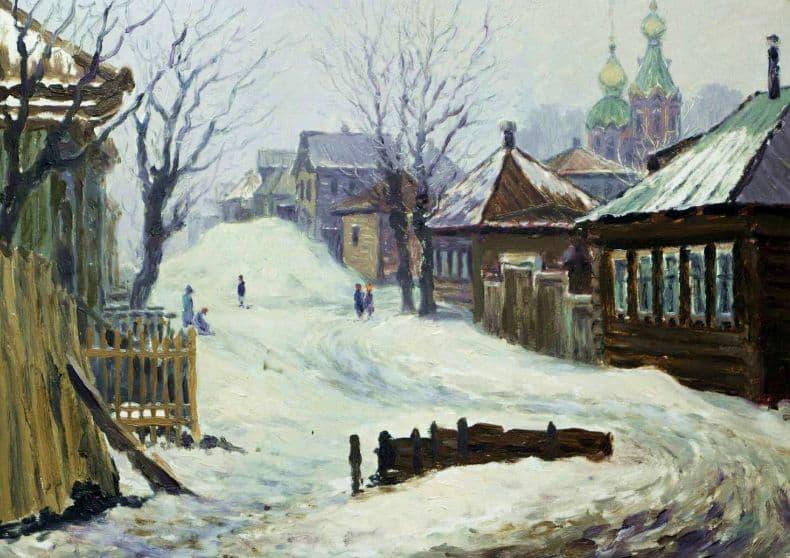 Жарский В.А. - Старый Воткинск.