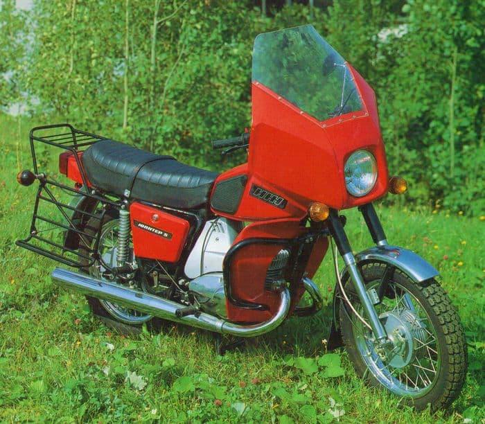 ИЖ Юпитер 5-01 Люкс. IZH Jupiter 5-01 Motorcycle deluxe