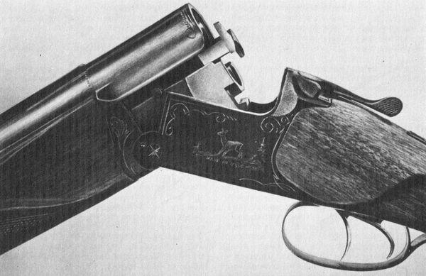 Охотничье ружье иж-27.