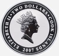 К 60-летию оружия в Новой Зеландии отчеканили монеты с гравировкой АК достоинством в два новозеландских доллара.