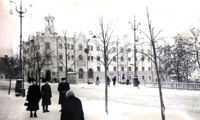 Дом №34. Улица Советская. Фото: из архива Тамары Ильиничны.