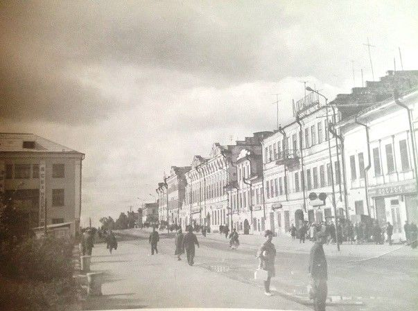 Старые фотографии города Сарапул. Фотограф: Шемякин Анатолий.