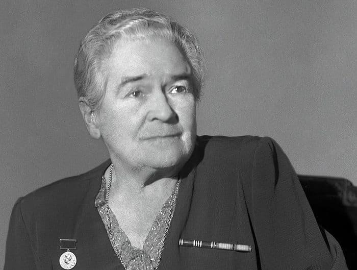 Книппер-Чехова Ольга Леонардовна.