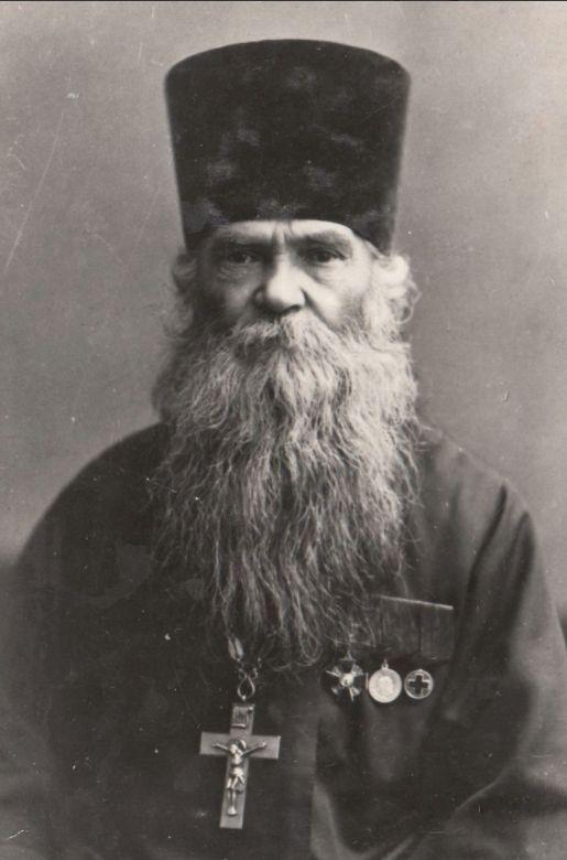 Протоиерей Стефан Константинович Крекнин.