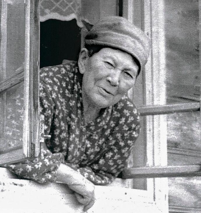 Ашальчи Оки (Векшина Акилина Григорьевна – первая удмуртская поэтесса, врач-офтальмолог, фронтовой врач.