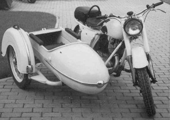 Мотоцикл ИЖ 56К