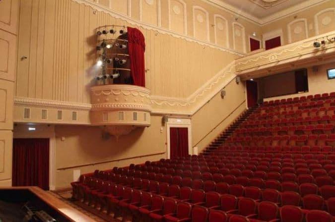 Русский драматический театр. 2011 год. Ижевск.