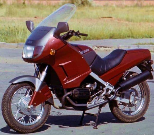 Мотоцикл Иж-Вега. ИЖ-8.201. Ижевск.