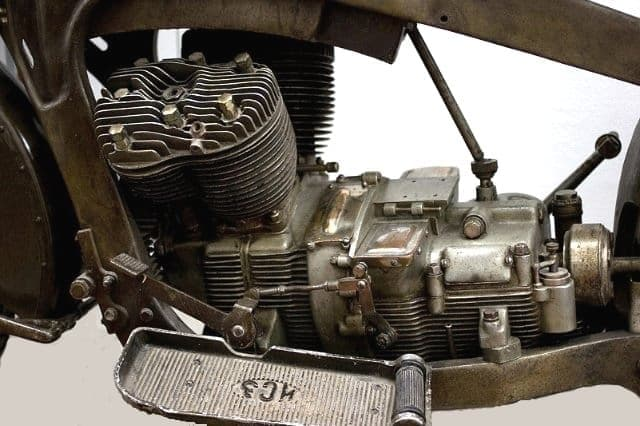 Мотоцикл ИЖ-1