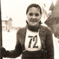 Радья Николаевна Ерошина (Нургаева)