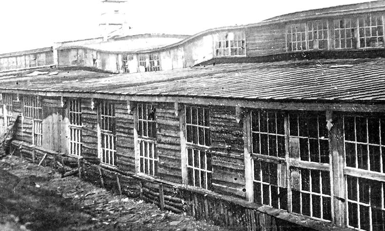 """Корпус """"фонарь"""". Здесь производилась сборка противотанковых ружей. Ижевск."""