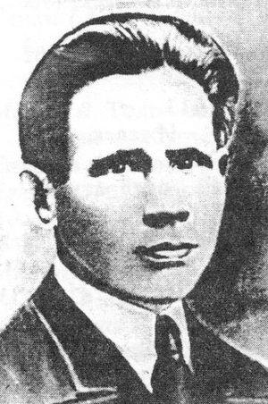 Удмуртский поэт и прозаик Филипп Григорьевич Кедров