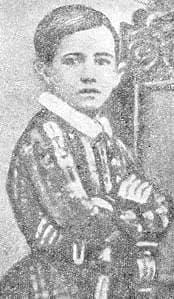 Чайковский П.И. в детстве.