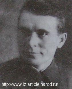 Казаков С.К., главный конструктор Госуд. союзного оружейного завода №622. 1944 г.