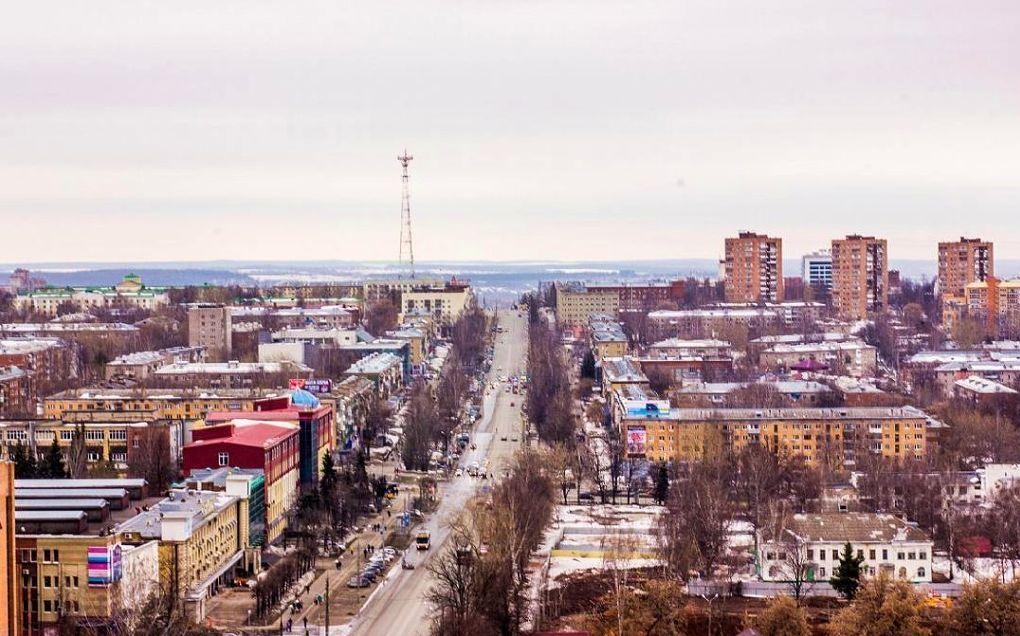 Улица Пушкинская. Ижевск. 2017 год. Фото: Антон Быков.