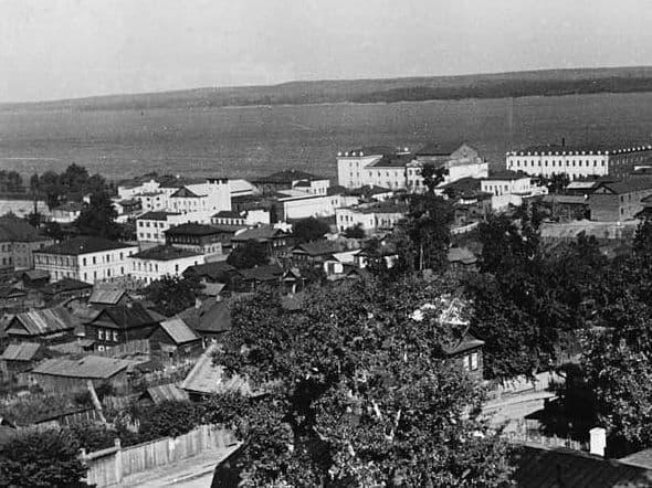 Воткинск.