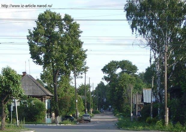 Улица Красная. 2011 г. Ижевск. ДВА.