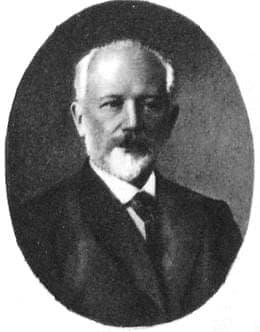 Pyotr Ilyich Tchaikovsky, Чайковский П.И.1891