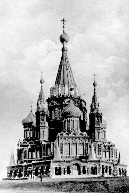 Свято-Михайловский храм. Ижевск.