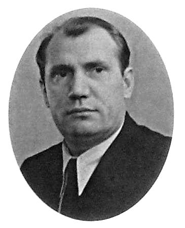 А.П.Белов, первый директор Чепецкого механического завода (ЧМЗ)