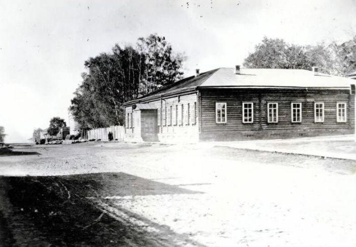Здание Гражданского клуба. Ижевск.