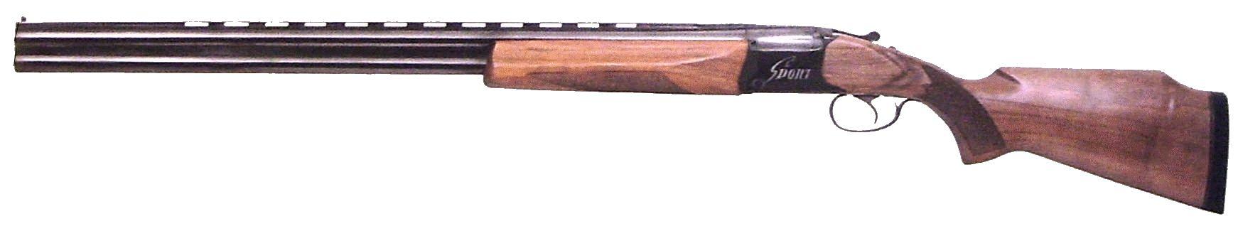 Ружьё ИЖ-39. Спортивно тренировочное ружьё (траншейное) предназначено для стендовой стрельбы, в настоящий момент не выпускаются.