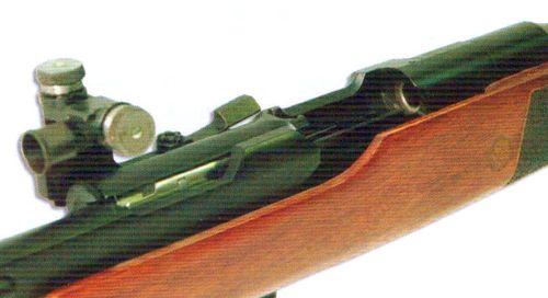 Винтовка спортивная БИАТЛОН-5 (БИ-5). 1974-1976 гг. Ижевский машиностроительный завод.