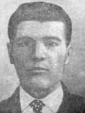 Первый председатель Ижевской ЧК Бабушкин Александр Семенович 1918 г.