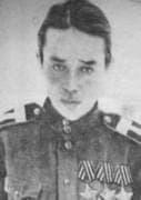 Дмитриев Алексей Иванович - полный кавалер ордена Славы (три ордена Славы), житель Удмуртии.