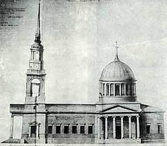 Александро-Невский собор, Ижевск. Разрушен.