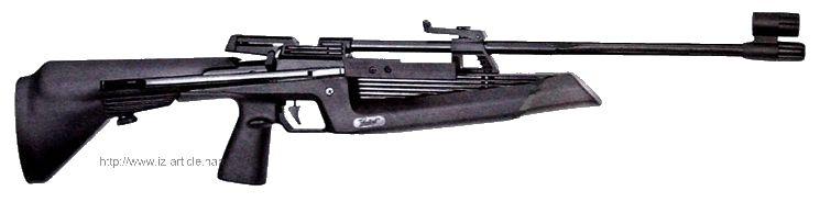 Пневматическая винтовка ИЖ-60.