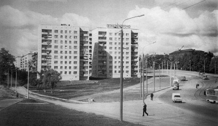 Улица Кирова. конец 70-х.
