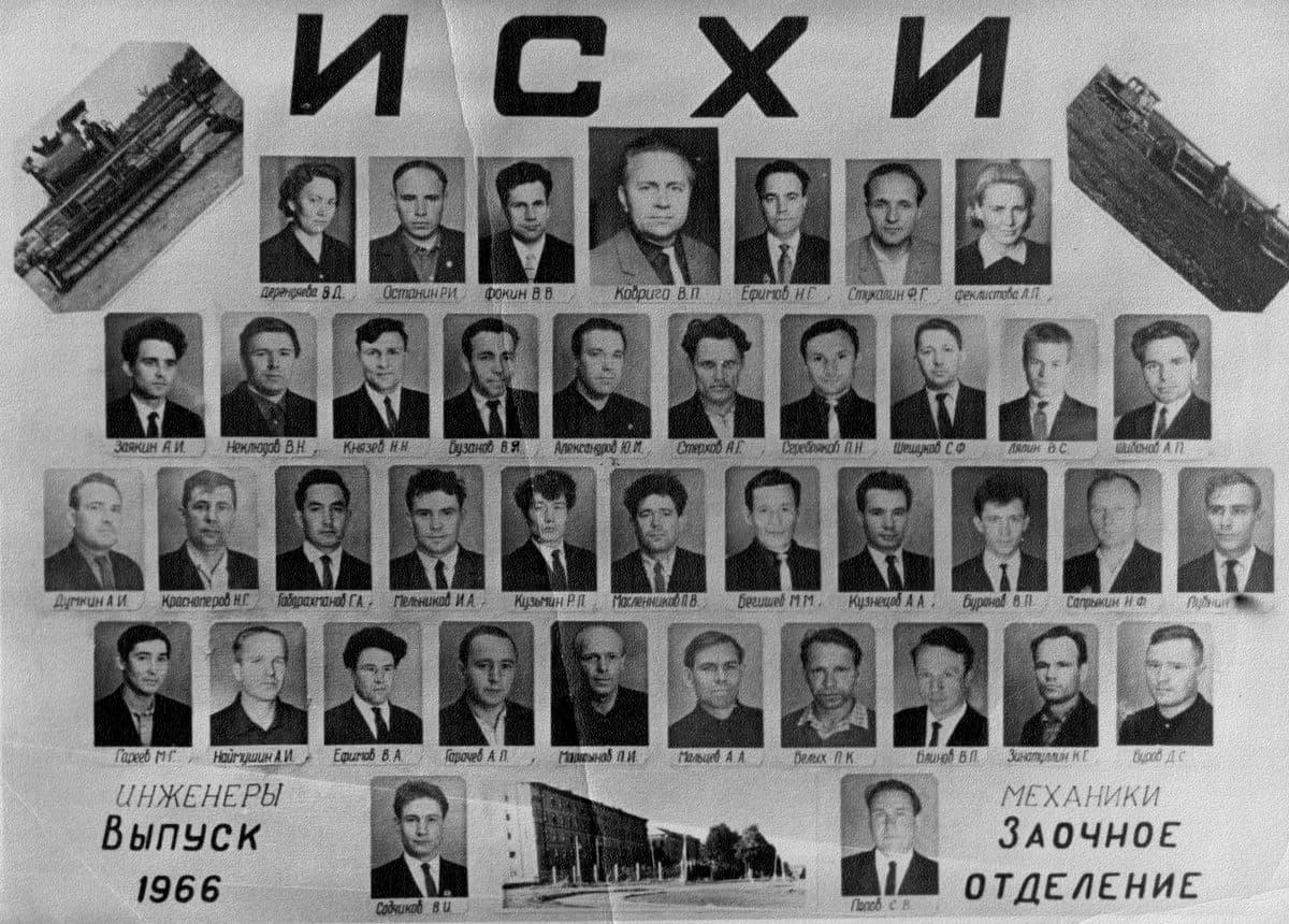 ИСХИ. Инженеры, механики. Выпуск 1966 года. Заочное отделение.