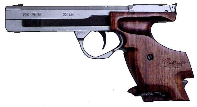 Пистолет ИЖ-35, Ижевск