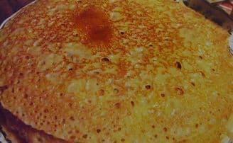 Табани с зыретом, зыретэн табань. Национальные блюда удмуртской кухни.