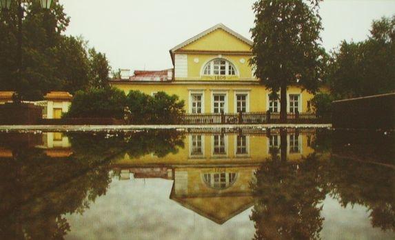 Дом Чайковских в Воткинске.