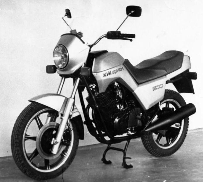 Мотоцикл Иж «Орион».
