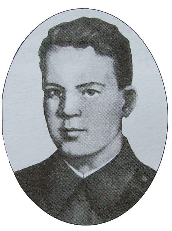 Сивков Вадим Александрович- Герой Советского Союза танкист.