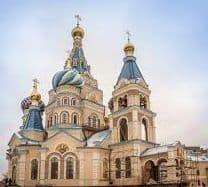 Храм Иверской иконы Божией Матери г. Ижевск.