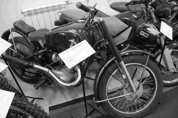 Мотоцикл ИЖ-50А