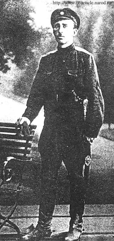 Дробинин В.Н. - командовал воткинским конным дивизионом. Белогвардеец.