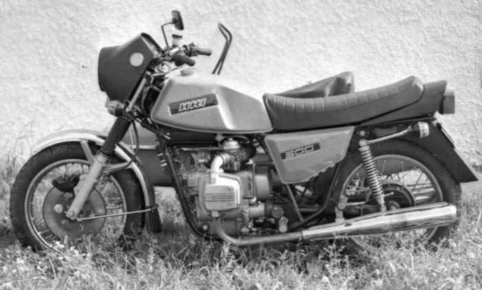 Мотоцикл Иж 7.106.