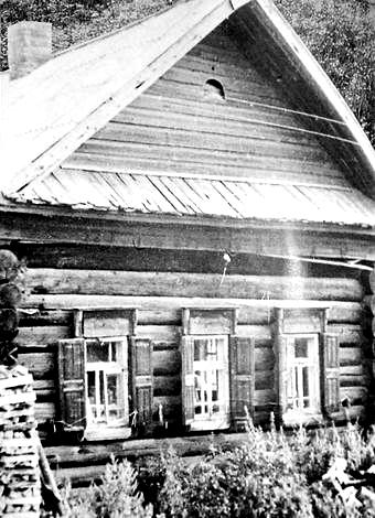 В этом доме родилась Ашальчи Оки.