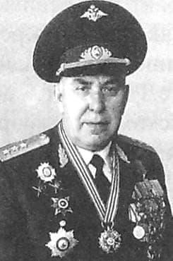 Маев Сергей Александрович - Генерал-полковник.