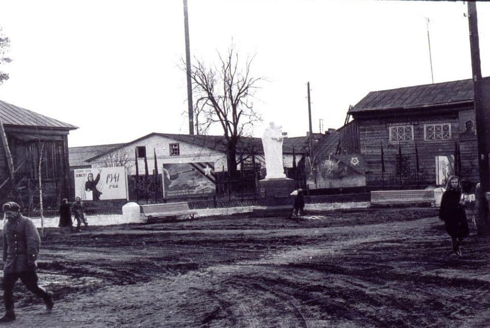 Старая Камбарка. 70-80-ые годы. Удмуртия.
